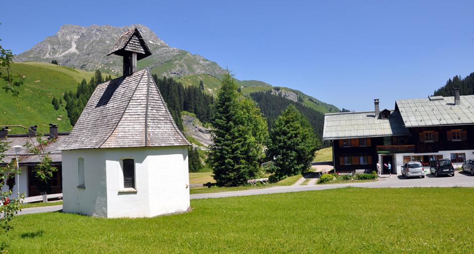 Farm | Bauerhof Lech