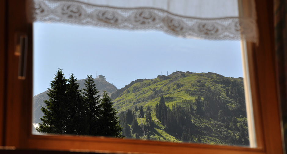 Bergaussicht Arlberg | Mountain View