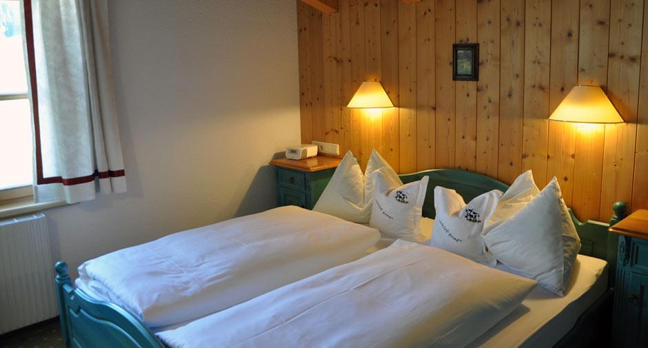 Bedroom Winter holiday | Schlafzimmer Winterurlaub