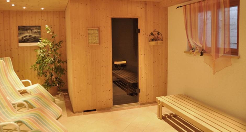 Sauna Lech