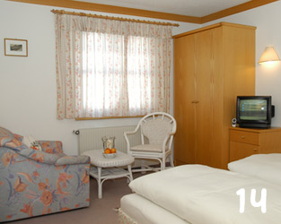 Zimmer Lech   Double Room