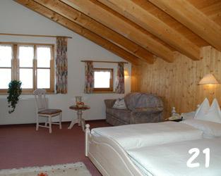 Haus Juliana Zimmer | Guesthouse Lech Room