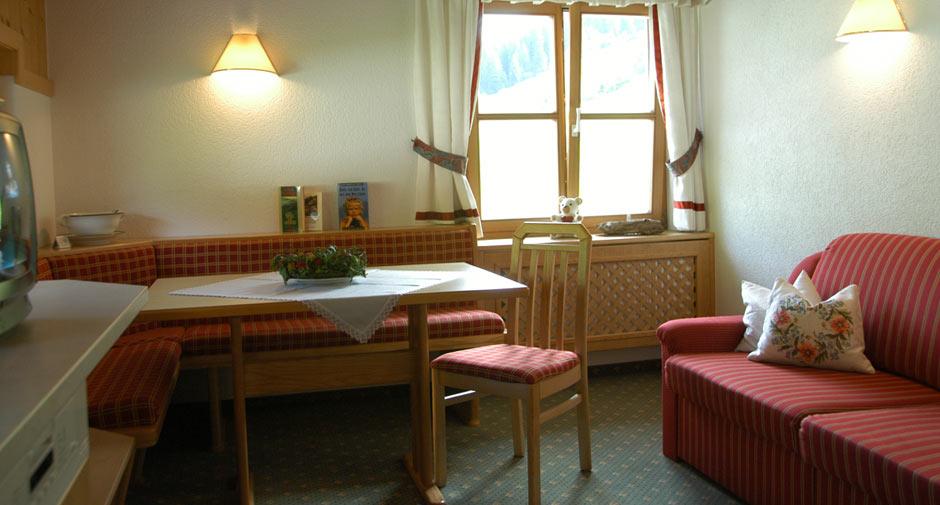 Pension Arlberg Essecke | Dining