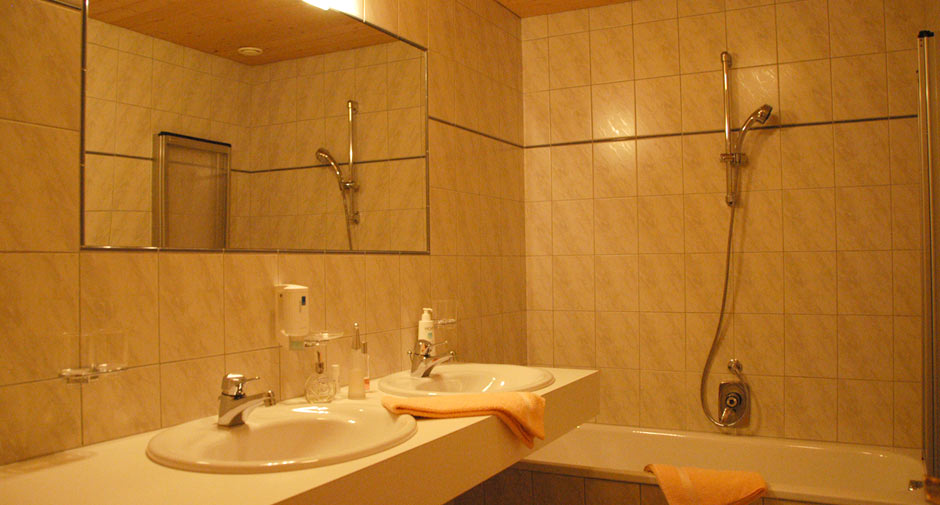 Haus Juliana Bad | Bathroom