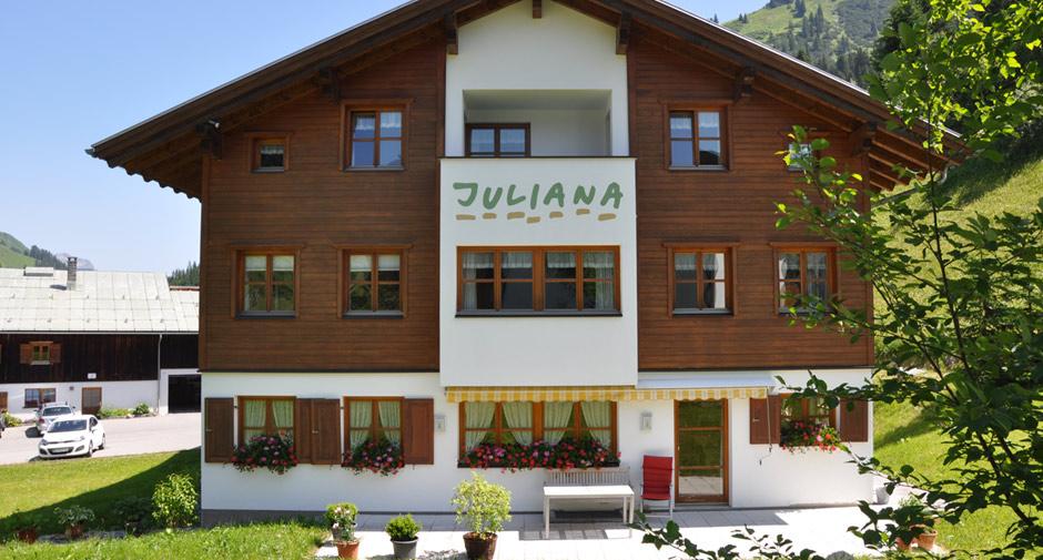 Pension Juliana Lech