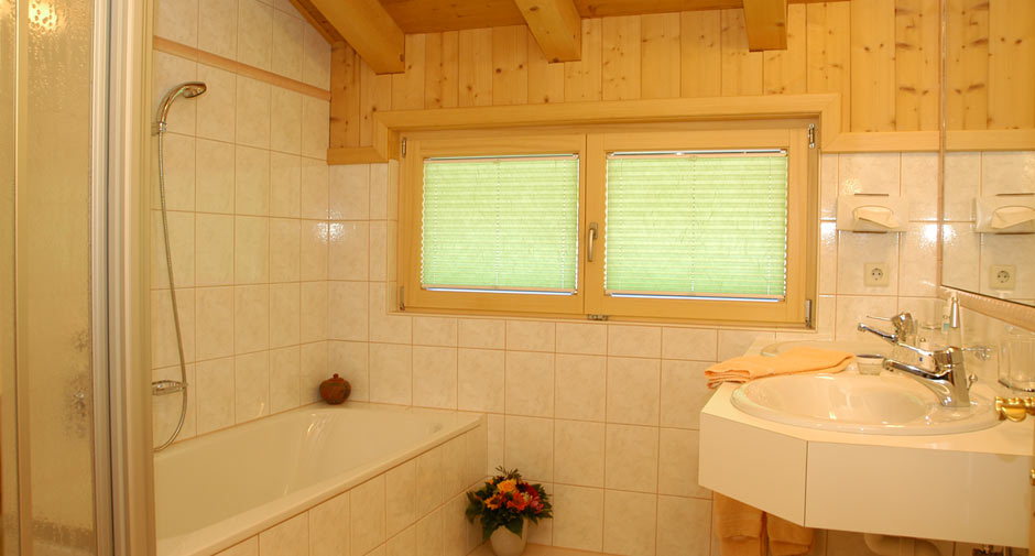 Pension Arlberg Bad | Ensuite