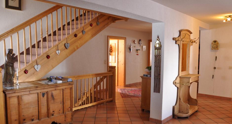 Hallway | Eingang Haus Juliana